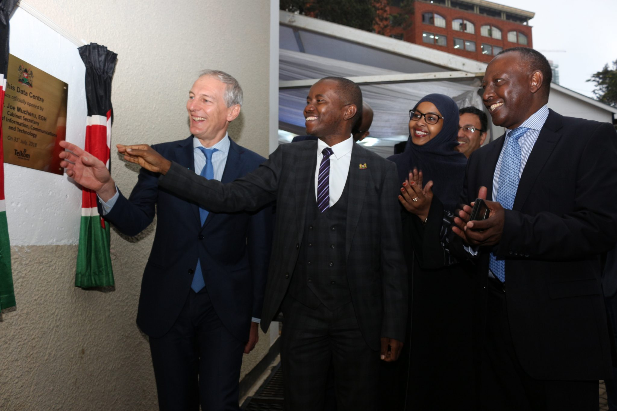 Telkom launches ksh150m data centre to boost colocation, data back-up