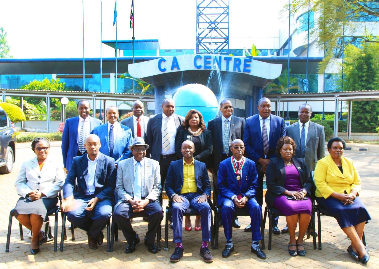 CA Kenya gets new board members