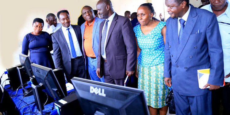 Tullow oil extends solar powered computers to Uganda schools