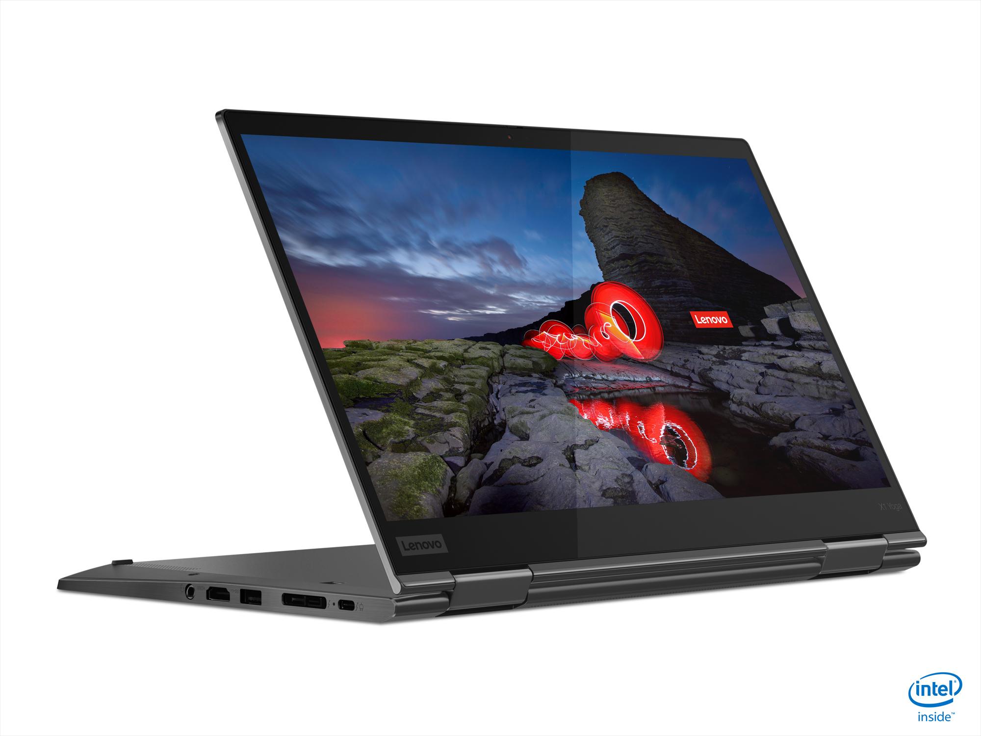 Lenovo's Thinkpad X1 Yoga Gets Bright Display Option & Intel's Latest CPUs