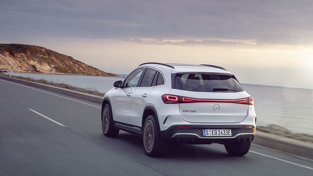 Mercedes Benz Joins The Race For Electric Car Dominance