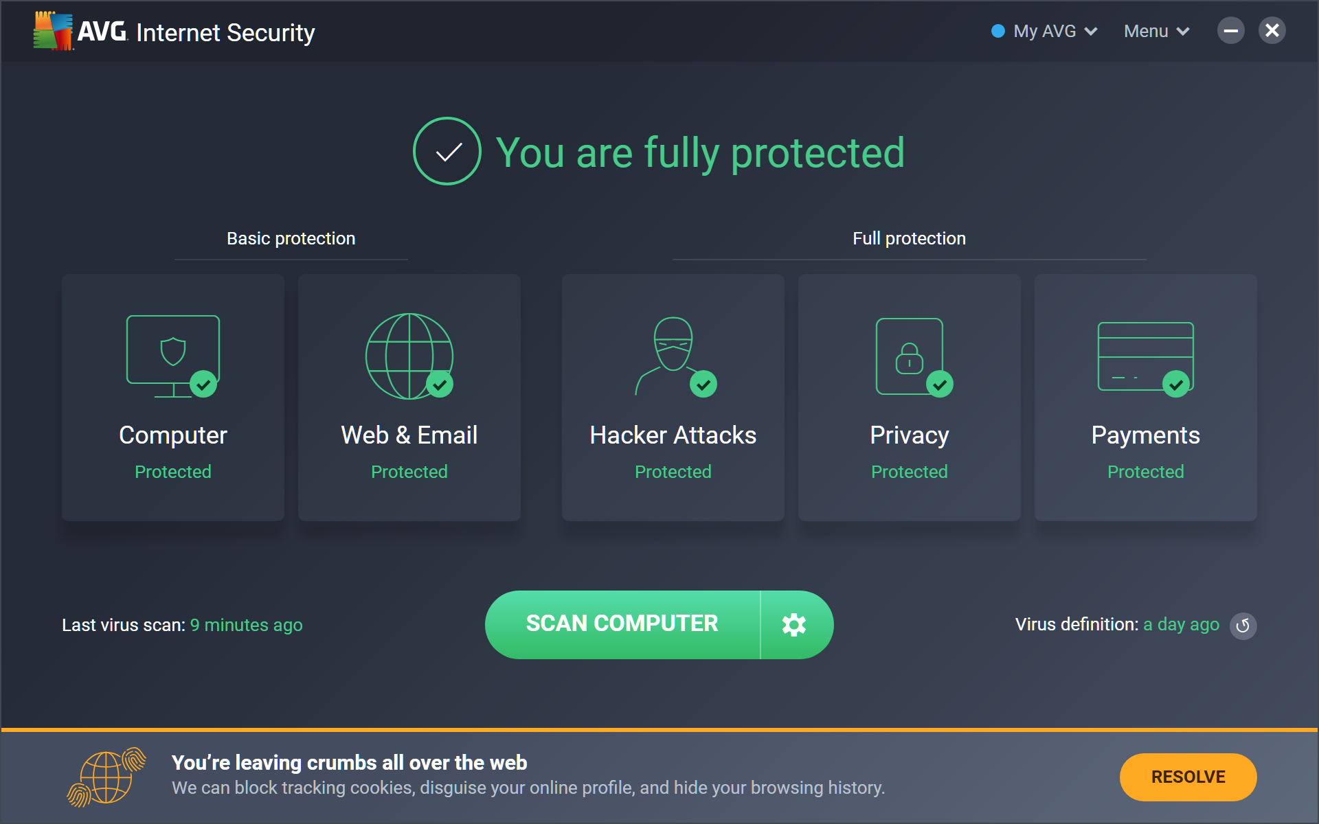AVG Internet Security Review: A Budget-Friendly Antivirus Suite With Reliable Protection