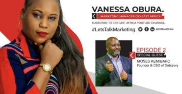 Lets Talk Marketing Episode 1: Moses Kemibaro, CEO, DotSavvy Breaks Down MarTech