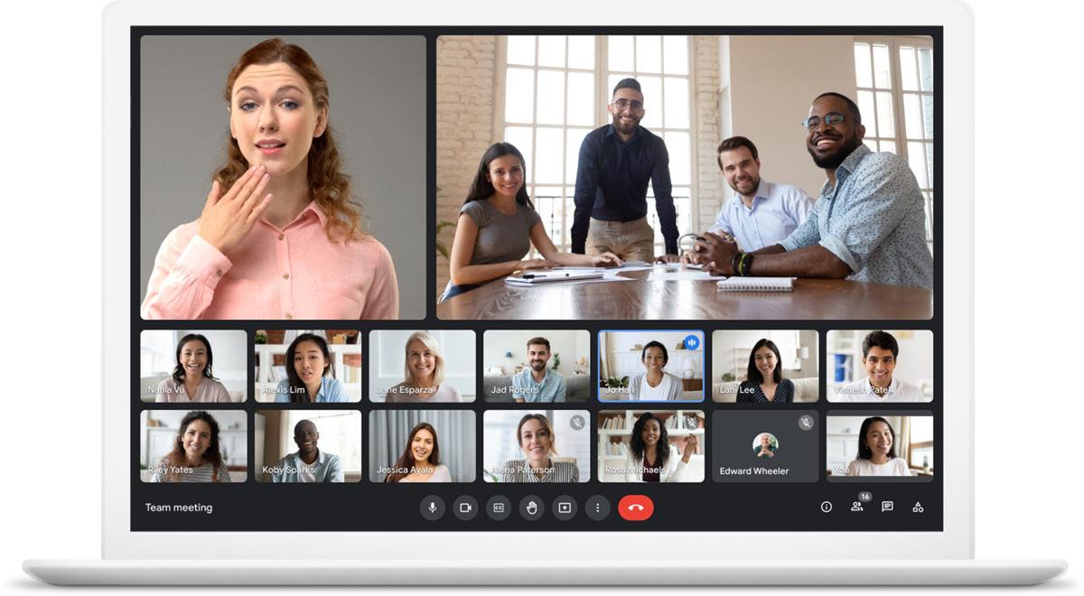 Google Meet Gets A UI Refresh To Help 'Deepen The Meeting Experience'