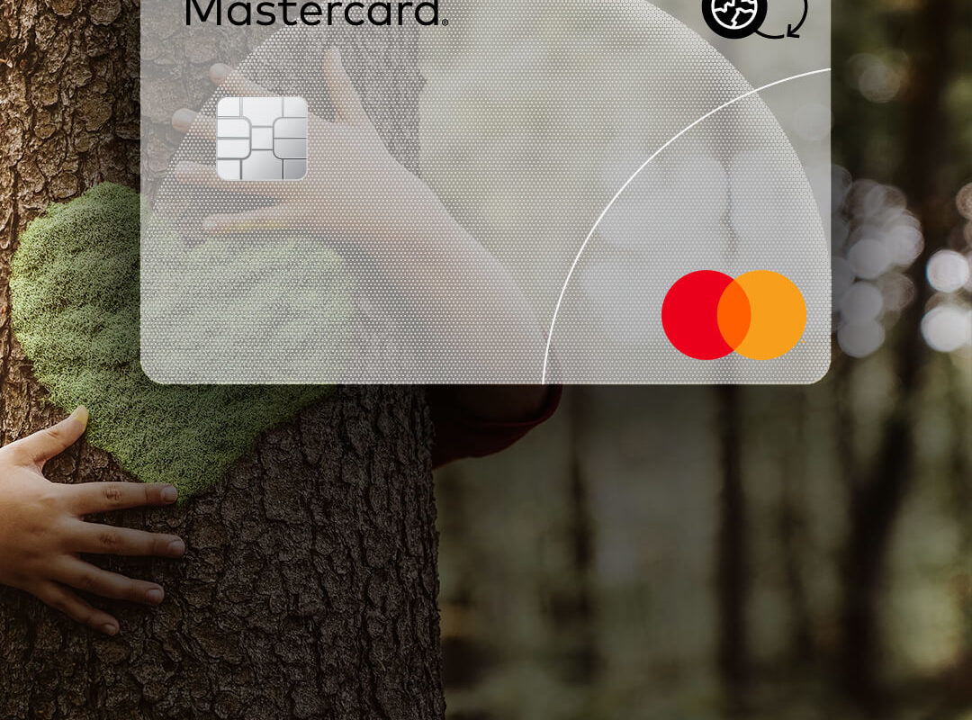 Here's To Eco-Friendly Cards By Mastercard