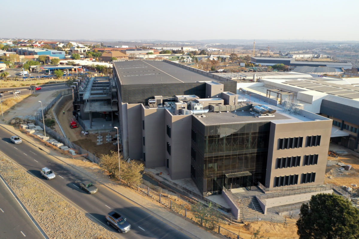 Africa Data Centres Unveils Its Latest World-Class Data Centre At Their Midrand Campus In Johannesburg