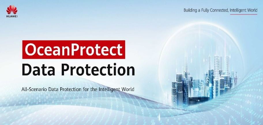 Huawei Launches OceanProtect Data Protection Solution