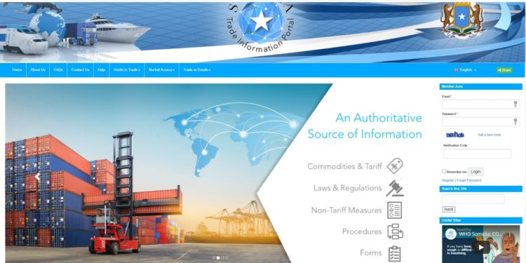 Somalia Launches Trade Portal To Boost Business