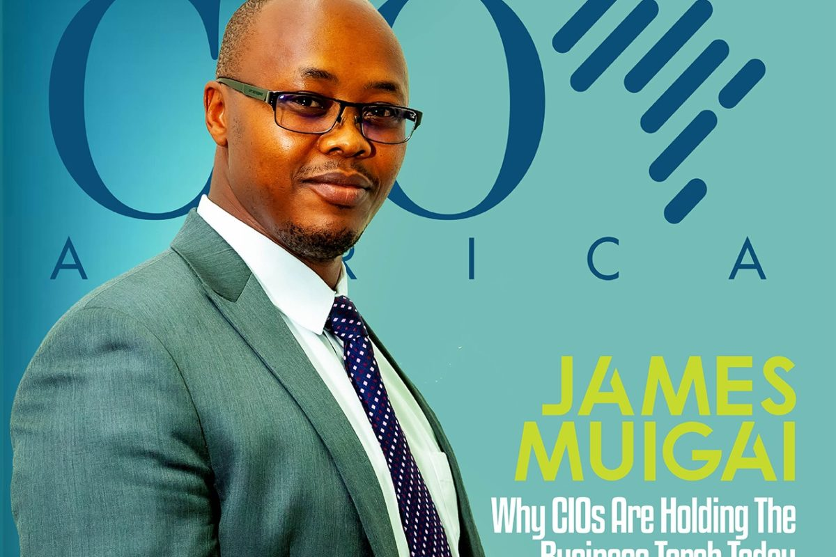 CIO Africa October 2021 Edition Now Out!