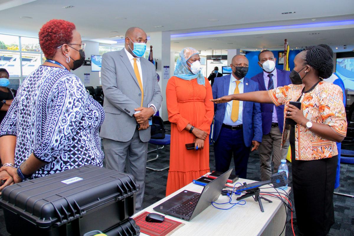 New Uganda ICT Minister, Baryomunsi Pledges Support For UCC Ahead Of Communication Technology Revolution