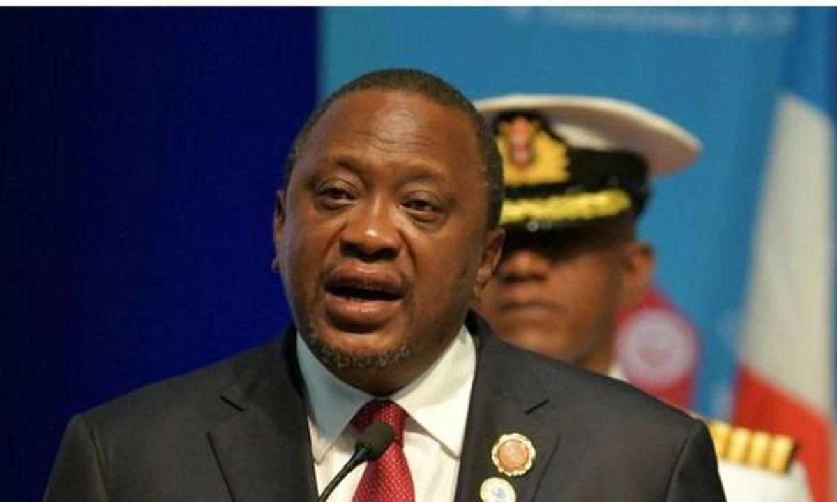 President Uhuru Opens YSK National Science & Technology Exhibition