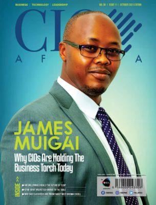 CIO Africa October 2021 Edition
